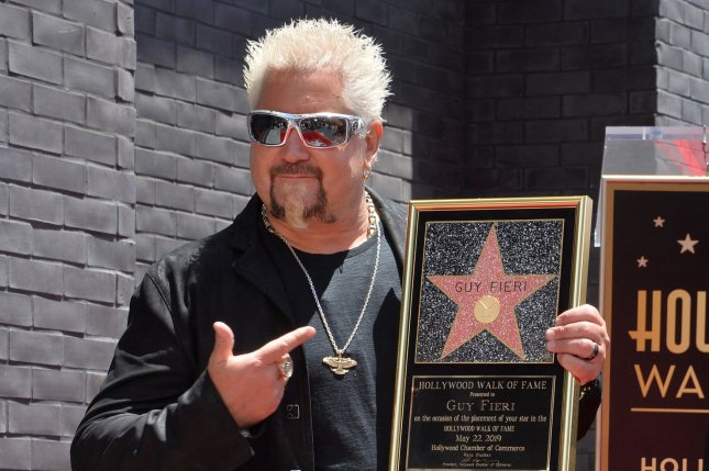 A Change.org petition calls for the city of Columbus, Ohio, to change its name to Flavortown in honor of celebrity chef Guy Fieri amid controversy about the legacy of Christopher Columbus. File Photo by Jim Ruymen/UPI.