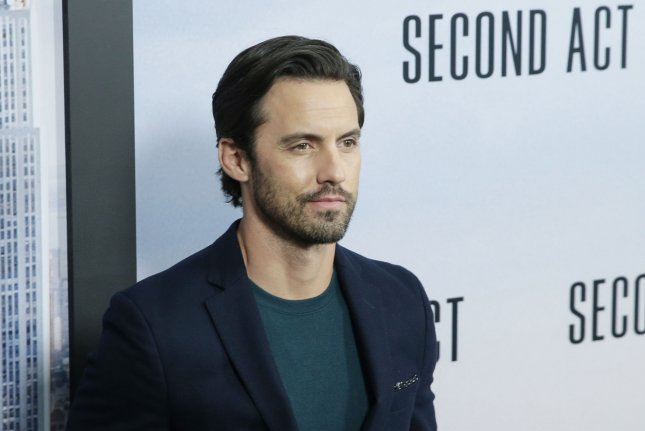 Actor Milo Ventimiglia will be honored next week as the 2019 Hasty Pudding Man of the Year. File Photo by John Angelillo/UPI