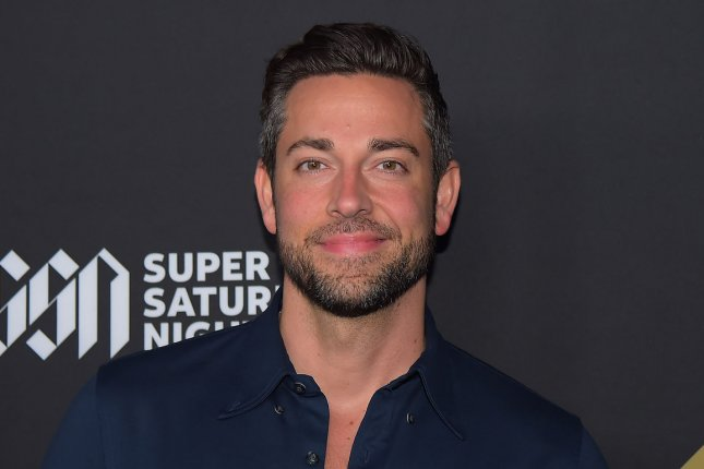 Zachary Levi stars in the new trailer for Shazam! alongside Mark Strong Grazer. File Photo by Will Newton/UPI