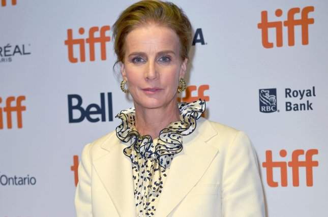 Rachel Griffiths' show The Wilds is getting a second season. File Photo by Chris Chew/UPI
