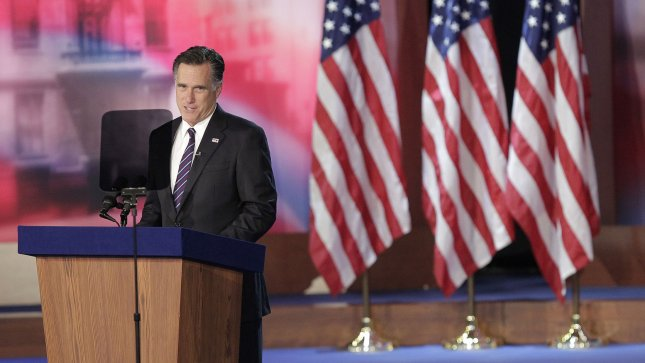 Republican Mitt Romney can do whatever else he wants to do even though a third run for the U.S. presidency is closed to him, a political strategist said. Nov. 6 file photo. UPI/John Angelillo