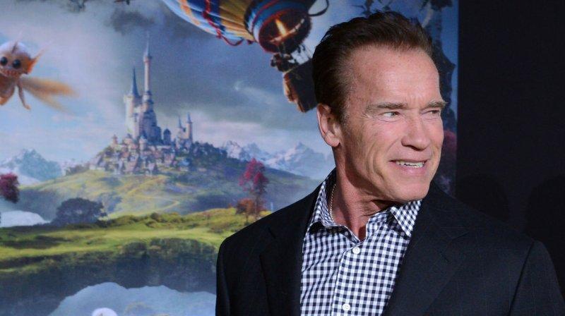 Arnold Schwarzenegger'...