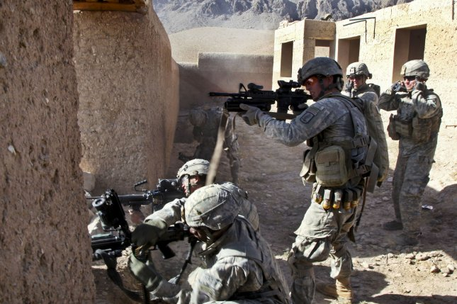 According to a new report by the RAND Corporation, private contractors in conflict zones reported higher rates of PTSD and depression than military personnel. But unlike the latter, contractors do not get much help and care before or after their deployment. (File/UPI/Donald Watkins/U.S. Army)