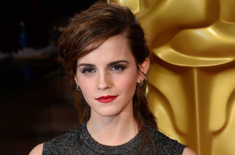 Emma Watson. UPI/Jim Ruymen