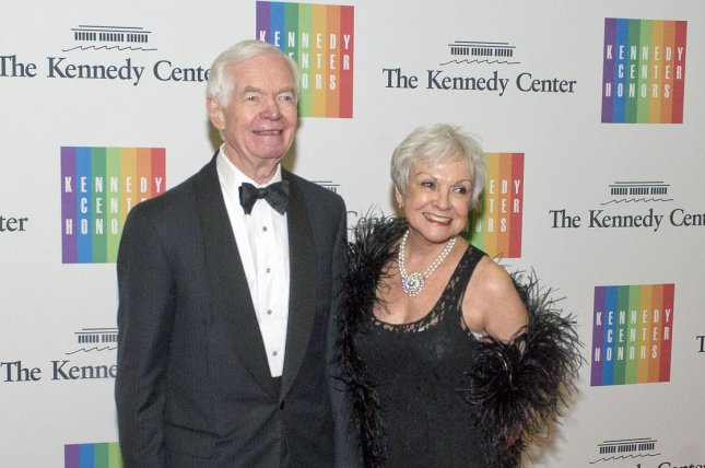 United States Senator Thad Cochran, R-Miss., and his longtime aide, Kay Webber, arrive for the formal Artist's Dinner honoring the recipients of the 2013 Kennedy Center Honors hosted by United States Secretary of State John F. Kerry at the U.S. Department of State in Washington, D.C. on Saturday, December 7, 2013. UPI/Ron Sachs /Pool