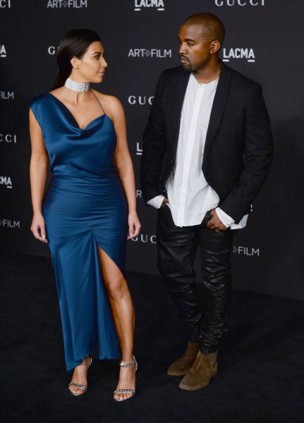 Kim Kardashian and Kanye West arrive to Armenia for the first time. File Photo by Jim Ruymen/ UPI