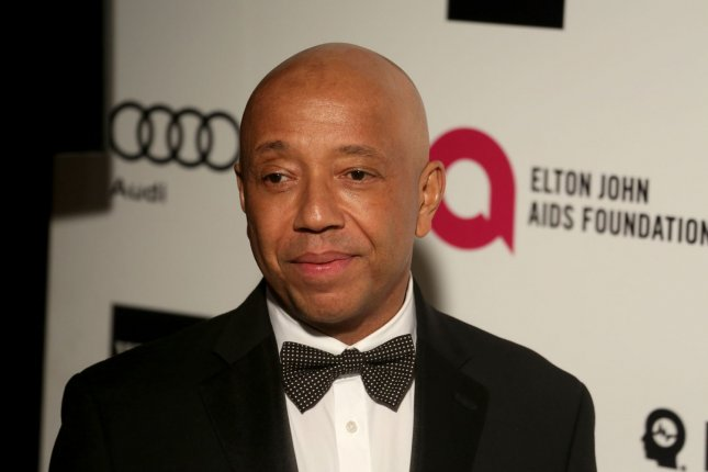 Russell Simmons arrives for the Elton John AIDS Foundation Academy Awards Viewing Party in Los Angeles on February 22, 2015. On Thursday, it was revealed the NYPD is investigating Simmons for alleged sexual misconduct. File Photo by Jonathan Alcorn/UPI