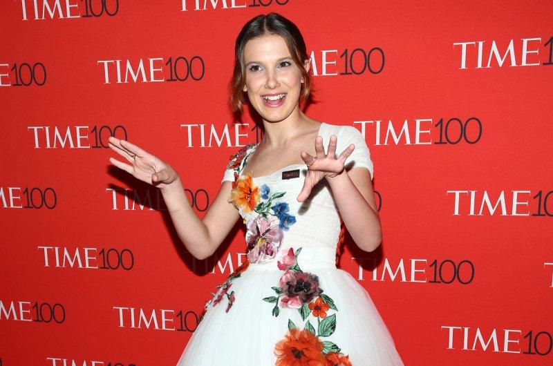 Watch: 'Stranger Things' stars Millie Bobby Brown, Noah Schnapp