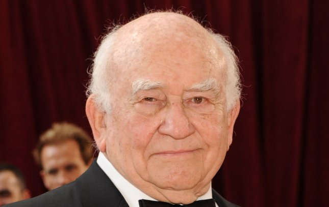 Ed Asner arrives at the 82nd annual Academy Awards in Hollywood on March 7, 2010. UPI/Jim Ruymen