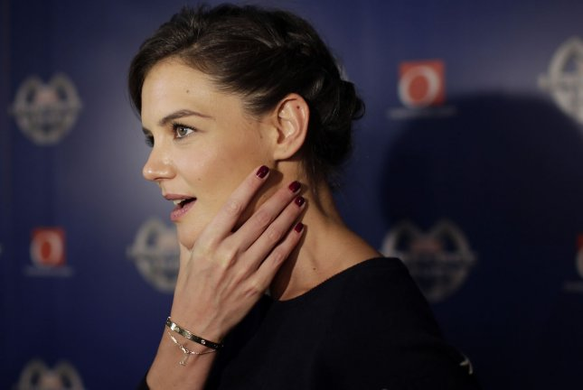 Katie Holmes joined the cast of The Woman in Gold. UPI/John Angelillo