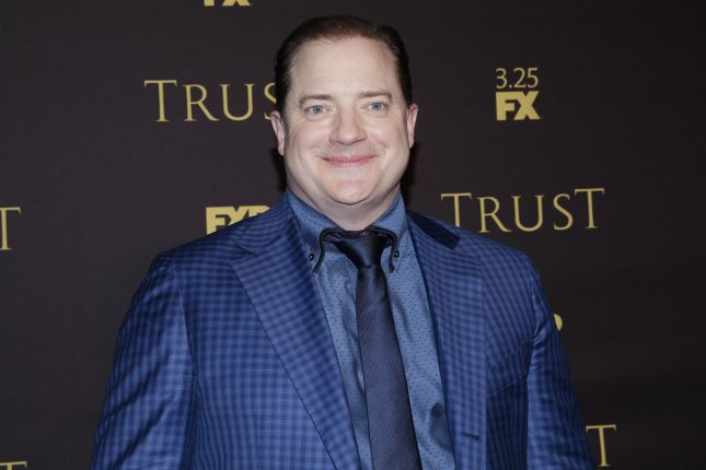 Brendan Fraser is set to be staring in DC's Doom Patrol. File Photo by John Angelillo/UPI
