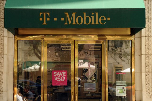 A federal judge on Tuesday approved T-Mobile's $26 billion merger with wireless competitor Sprint. File Photo by Roger L. Wollenberg/UPI