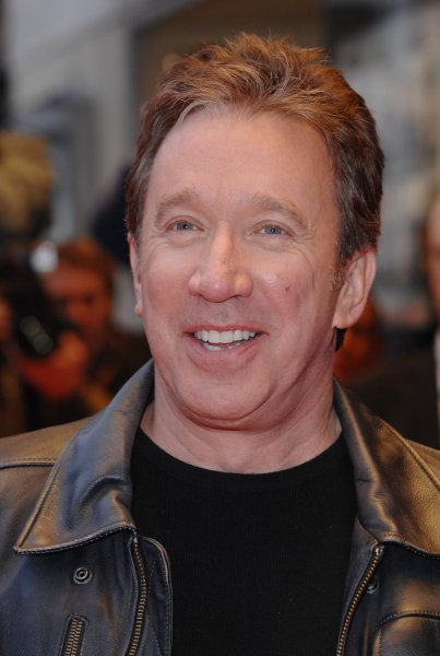 American actor Tim Allen attends the premiere of Wild Hogs at Odeon West End, Leicester Square in London on March 28, 2007. (UPI Photo/Rune Hellestad)