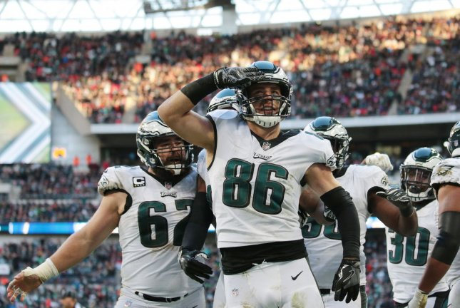 4583654a Top 20 fantasy football tight ends for Week 10 - UPI.com