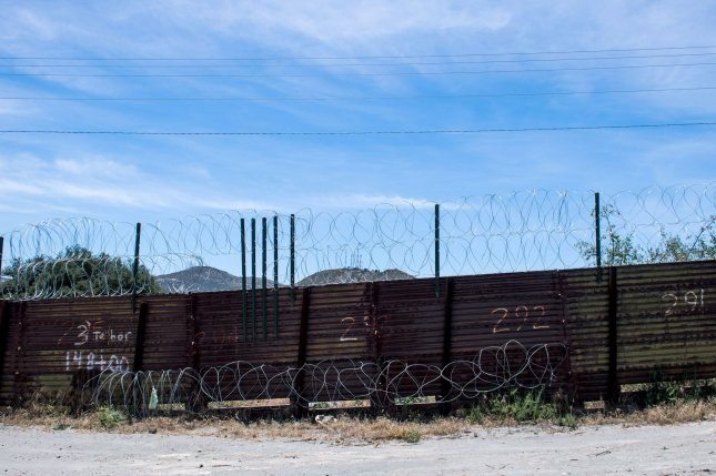 A federal judge blocked $3.6 billion in military funding the Trump administration planned to divert to pay for construction of a border wall. File Photo by Kevin Dietsch/UPI