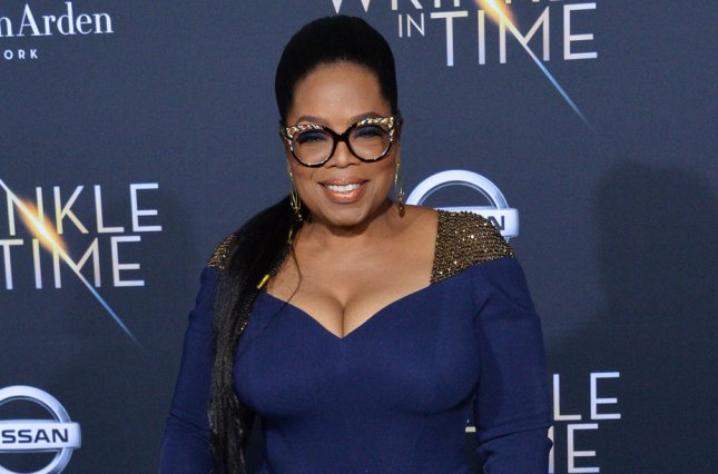 Oprah Winfrey will provide a commencement speech for graduating seniors virtually during Facebook's '#Graduation2020' event. File Photo by Jim Ruymen/UPI