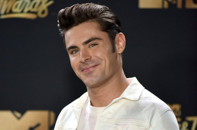 Zac Efron won Outstanding Daytime Program Host at the Daytime Emmys as they handed out awards in the Fiction and Lifestyle categories. File Photo by Christine Chew/UPI