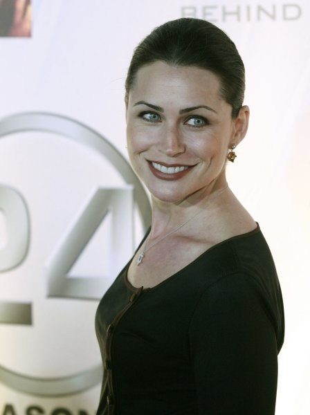 Actress Rena Sofer arrives at the television show 24's DVD season five launch party in the Hollywood section of Los Angeles on December 4, 2006. (UPI Photo/Gus Ruelas).