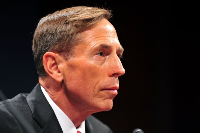 Former CIA director and retired four-star Gen. David Petraeus was sentenced to two years probation and a $100,000 fine after delivering a guilty plea for sharing government secrets with his mistress. File Photo by Kevin Dietsch/UPI