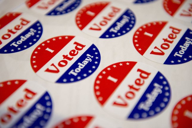 Officials with the Illinois state board of elections said a data breach that exposed thousands of voters' information was smaller than originally thought. Fewer than 90,000 voters were potentially exposed and most of the information hackers could have obtained was publicly available already. File Photo by Kevin Dietsch/UPI