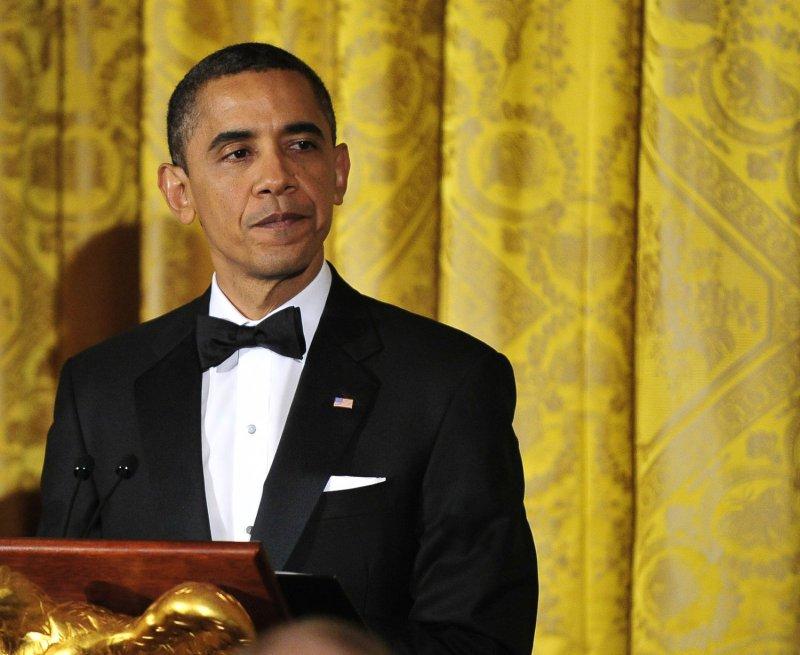 U.S. President Barack Obama at the White House in Washington, Feb. 29, 2012. Credit: Ron Sachs / Pool via CNP