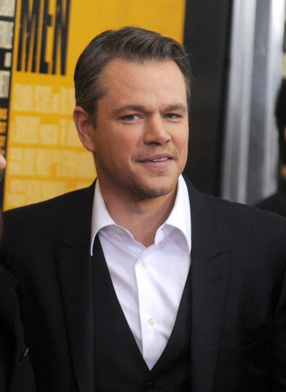 Matt Damon in talks to play lead in 'The Martian'