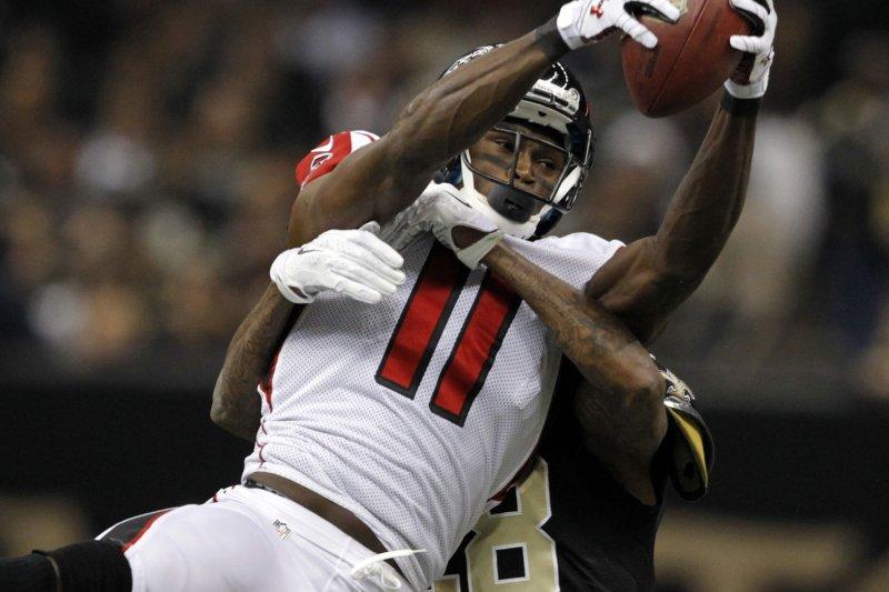 Blank wants Julio Jones to be 'lifer for Falcons' - UPI com