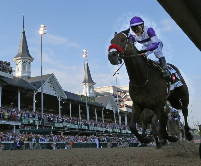 Kentucky Derby Winner Undefeated Nyquist Aims For Triple
