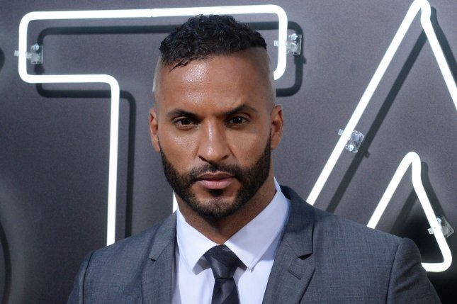 Cast member Ricky Whittle attends the premiere of Starz's new television series American Gods in Los Angeles on April 20. Photo by Jim Ruymen/UPI