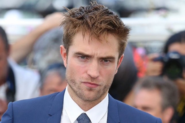 The Batman star Robert Pattinson arrives at a photocall for Good Time at the 70th annual Cannes International Film Festival on May 2017. Production on The Batman has stopped following a positive COVID-19 test. File Photo by David Silpa/UPI