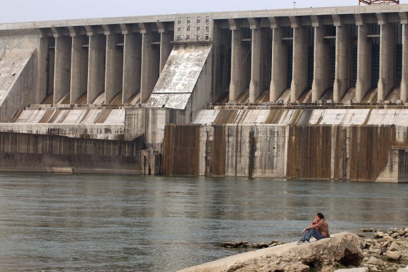 U.S. study finds huge potential for hydropower. (UPI/Stephen Shaver)