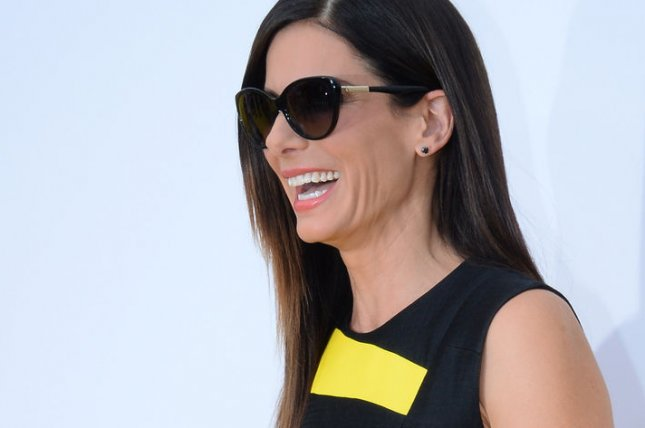 Cast member Sandra Bullock, the voice of Scarlett Overkill in the animated motion picture comedy Minions, attends the premiere of the film in Los Angeles on June 28. File Photo by Jim Ruymen/UPI