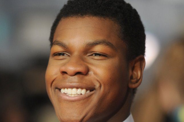 English actor John Boyega attends the EE British Academy Film Awards 2016 at The Royal Opera House in London on February 14, 2016. File Photo by Paul Treadway/ UPI