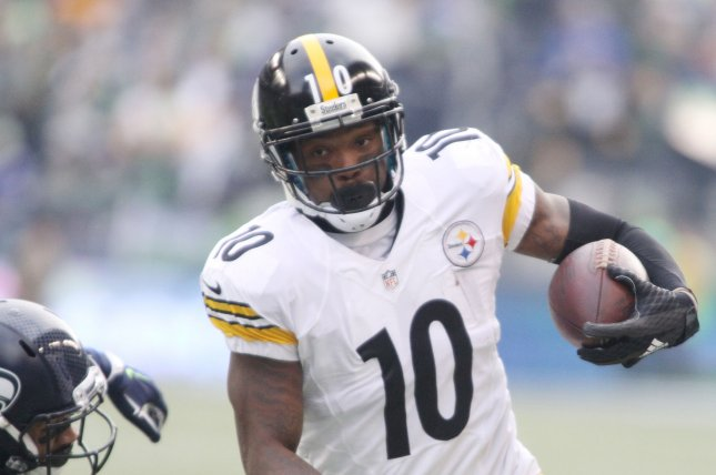 Steelers WR Martavis Bryant cleared to return to field