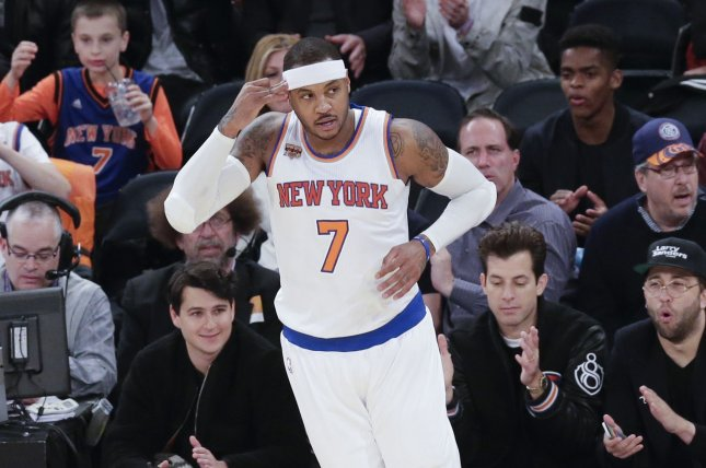 37752b1b43e Carmelo Anthony traded to Chicago Bulls, expected to be released ...
