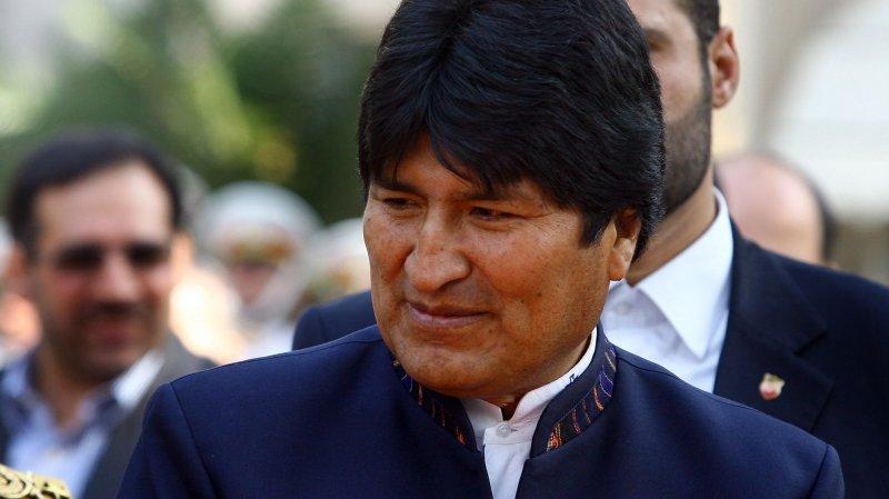 Bolivian President Juan Evo Morales. UPI/Maryam Rahmanian
