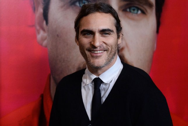 Joaquin Phoenix at the premiere of Her on December 12, 2013. Phoenix is now in talks to star as Jesus Christ in an upcoming Mary Magdalene biopic. File Photo by Jim Ruymen