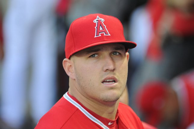 Angels' Mike Trout (thumb) held without a hit in first rehab outing