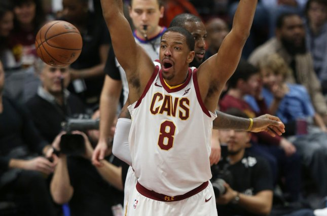 Channing Frye was traded from the Cleveland Cavaliers to the Los Angeles Lakers. Photo by Aaron Josefczyk/UPI