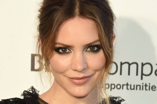 Katharine McPhee is to help announce the nominations for the Tony Awards on May 1. Winners will be revealed June 10. File Photo by Gregg DeGuire/UPI
