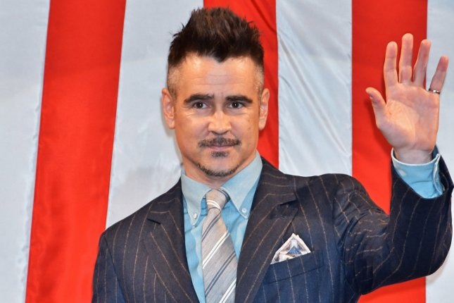 Colin Farrell will team with The Favourite producer Lee Magiday on The Ruin, based on the Dervla McTiernan novel. FilePhoto by Keizo Mori/UPI