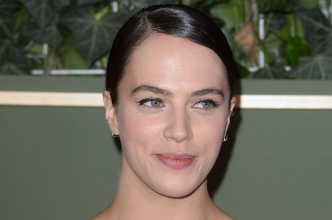 Jessica Brown Findlay stars in the new adaptation of Brave New World. File Photo by Paul Treadway/ UPI