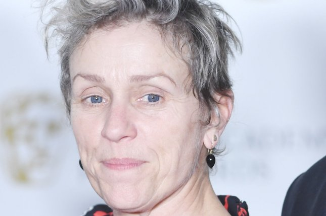Frances McDormand's Nomadland was named Best Picture at the Critics Choice Awards Sunday night. File Photo by Rune Hellestad/UPI