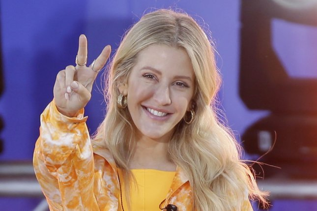 Ellie Goulding shared a video featuring footage from her pregnancy and a look at her baby boy, Arthur Ever Winter. File Photo by John Angelillo/UPI