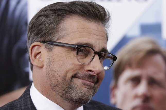 Steve Carell at the New York premiere of The Big Short on November 23, 2015. The actor played Michael Scott on The Office. File Photo by John Angelillo/UPI