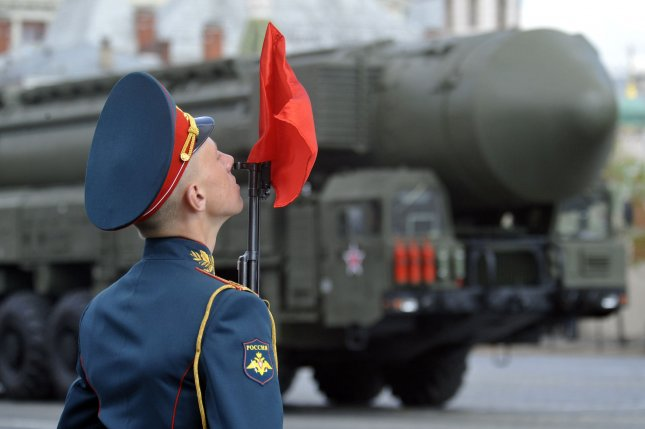 Putin oversees test of new hypersonic super rocket