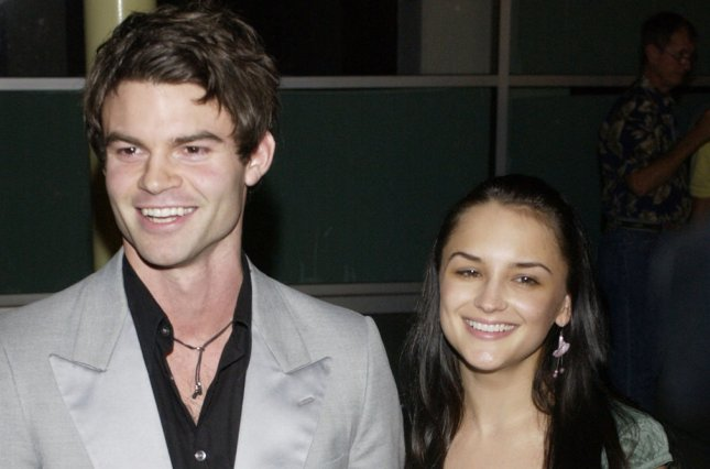 Canadian actor Daniel Gillies and Rachel Leigh Cook welcomed their second child, a boy, on April 4. Photo by Jim Ruymen/UPI