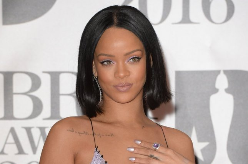 Rihanna to launch makeup line Fenty Beauty