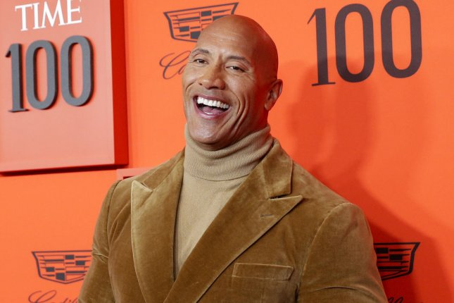 Three actors have been cast to play Dwayne Johnson at different ages on NBC's Young Rock. File Photo by John Angelillo/UPI