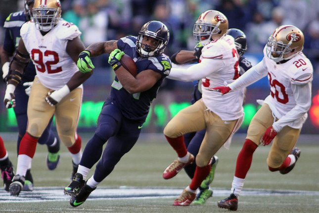 Seattle Seahawks Thomas Rawls practices for first time since broken ankle